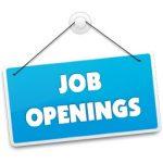job posting sign