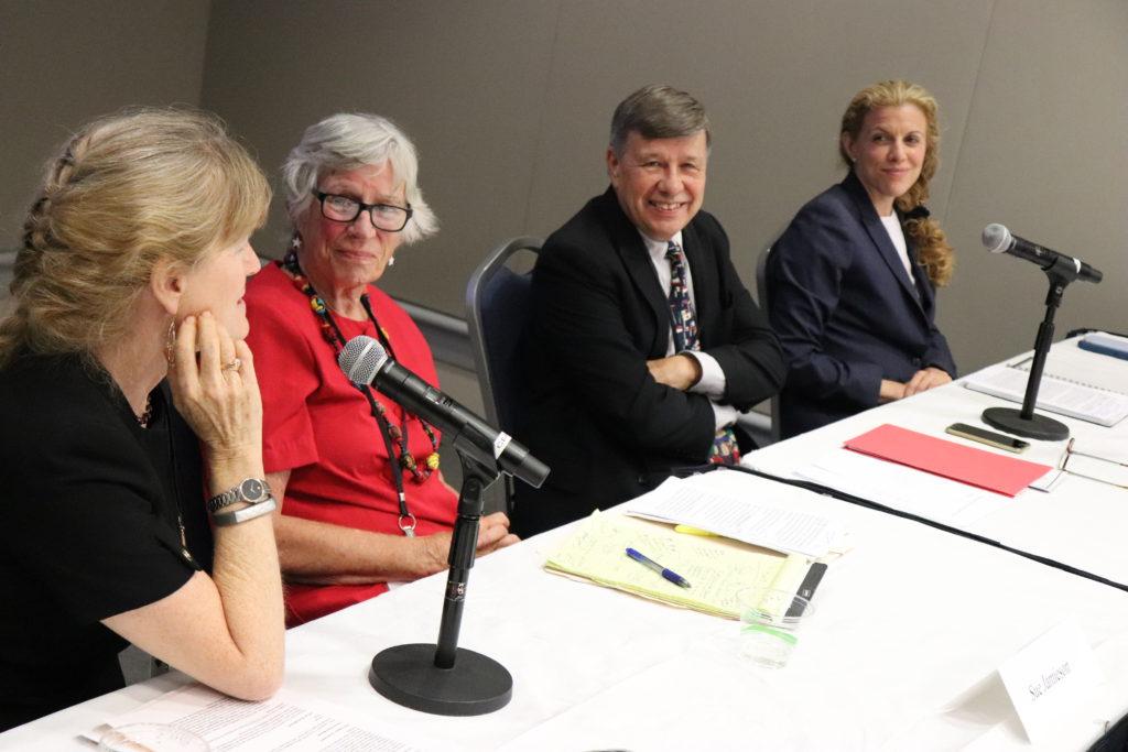 Panelists at TASH's Legal Symposium