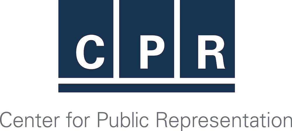 The Center for Public Representation logo